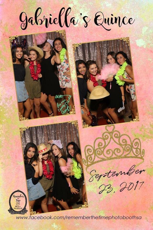 quince san antonio photo booth