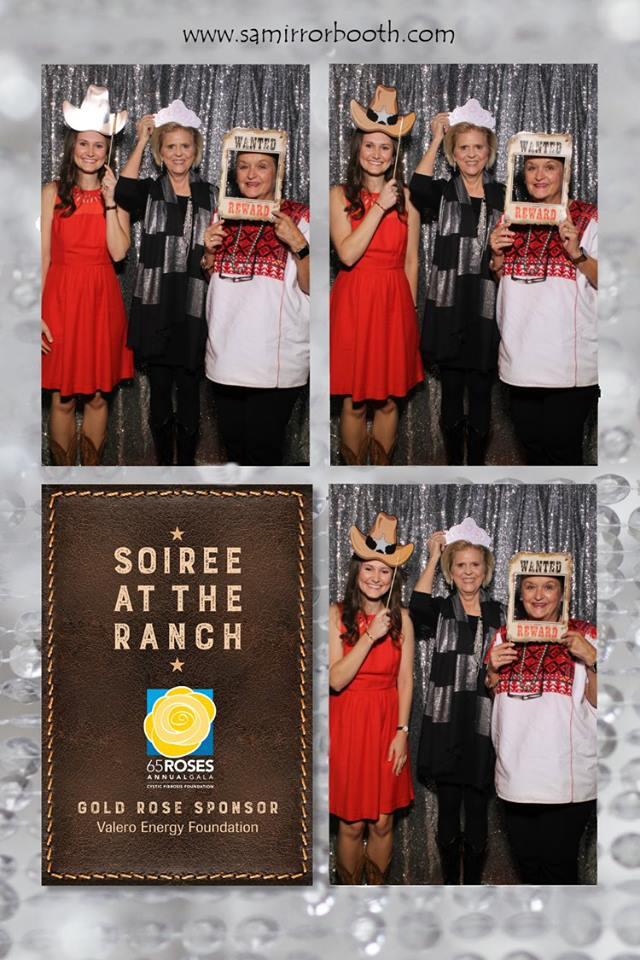 party photo booth san antonio