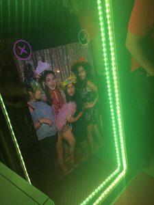 mirror photo booth san antonio