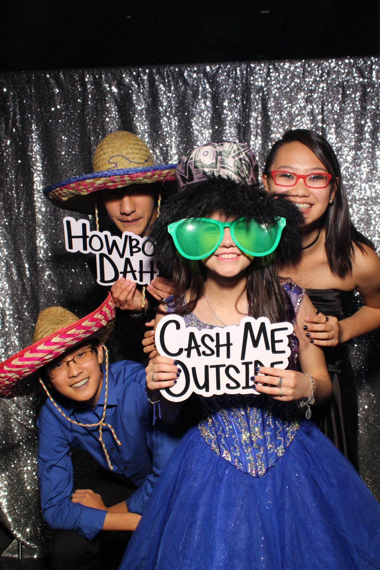 quince photo booth san antonio