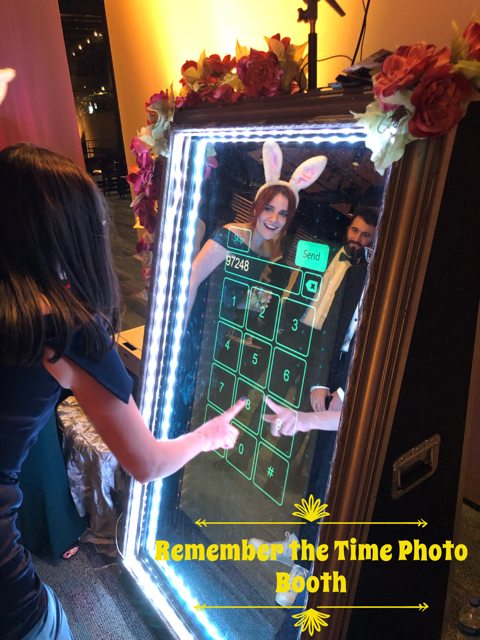 mirror photobooth san antonio