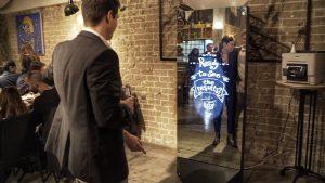 mirror photo booth corporate san antonio