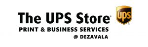 UPS logo corporate photo booth